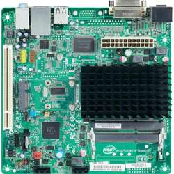 MAINBOARD INTEL D2700DC CON PROCESADOR INTEL ATOM 2.13GHz / DDR3 SODIMM / VIDEO HDMI DVI / SONIDO / LAN / PCI