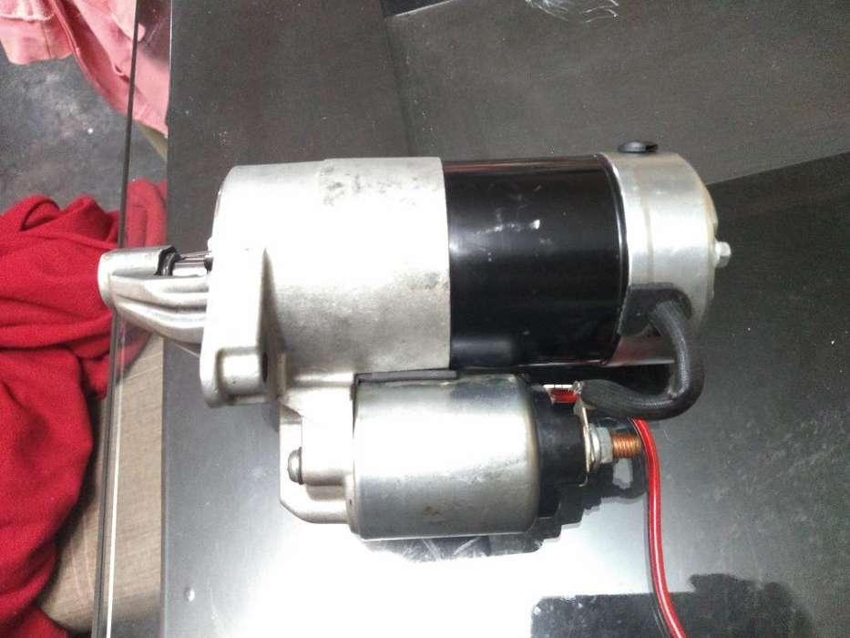 Arrancador de Nissan Motor Qg15