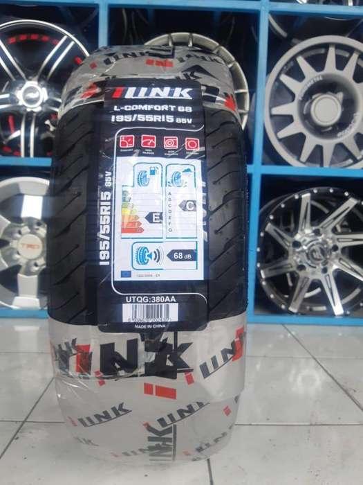 <strong>llantas</strong> Ilink 195 55 R15 AAA Inc Iva Y Servicios Promoción