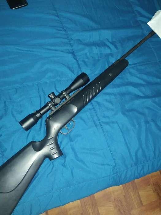 Rifle Aire Comprimido Crosman Nitrovenom