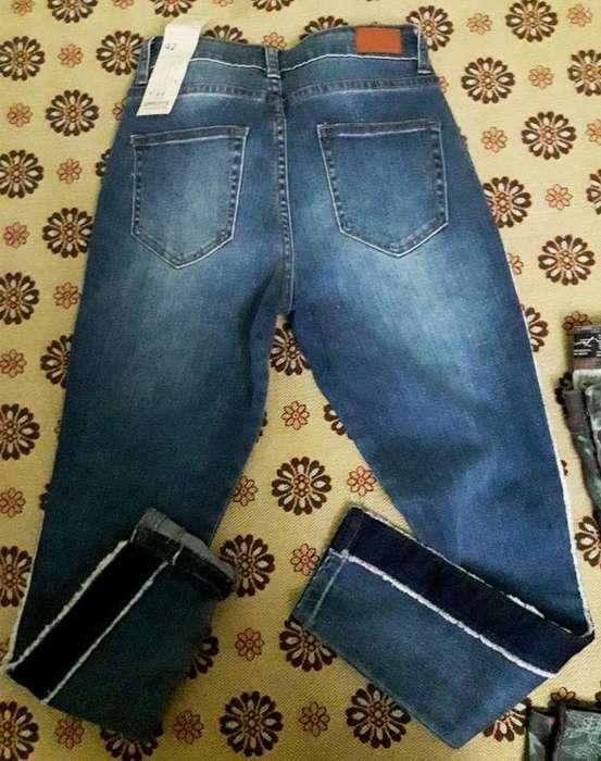 Pantalones Nuevos Talle 40 Y 38
