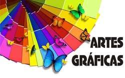 Se ofrece Tecnico en Artes y Diseño grafico con amplia experiencia