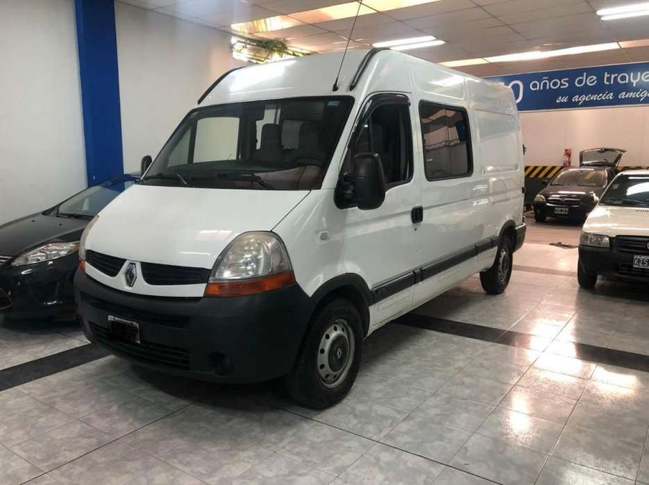 Renault Master 2012 - 180000 km