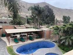 Alquiler Temporal de Casa de Campo en Cieneguilla