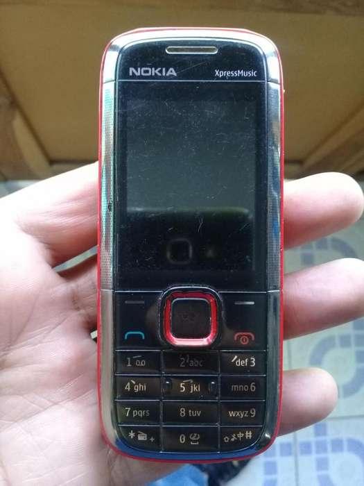 Vendo celular Nokia XpressMusic