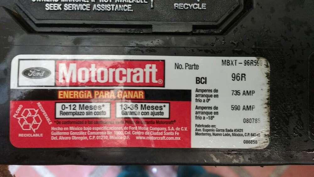 Bateria para Automovil