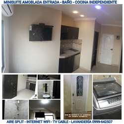 Suites Full, Internet, Tv Cable Alborada Av. Francisco Orellana zona Norte comercial Guayaquil