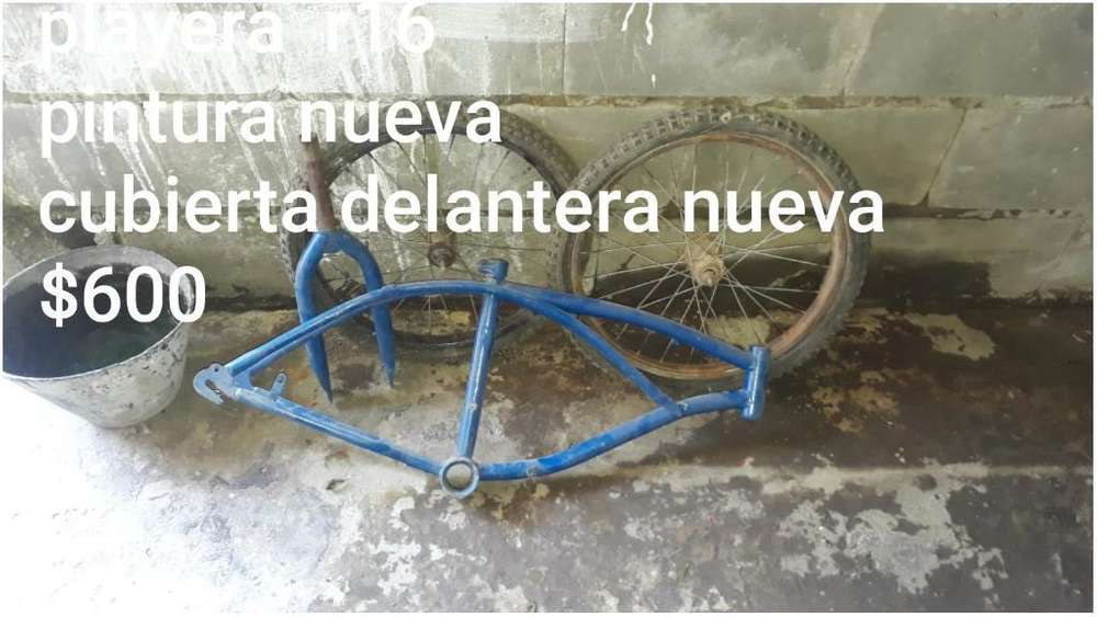 Vendo Bici a Armar R16