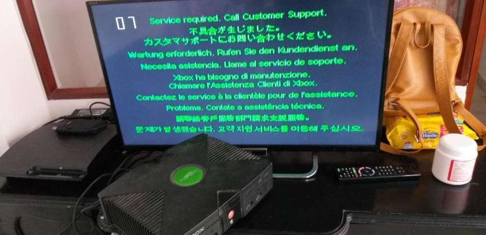 Xbox Clásic para Repuestos, Sale Error 7