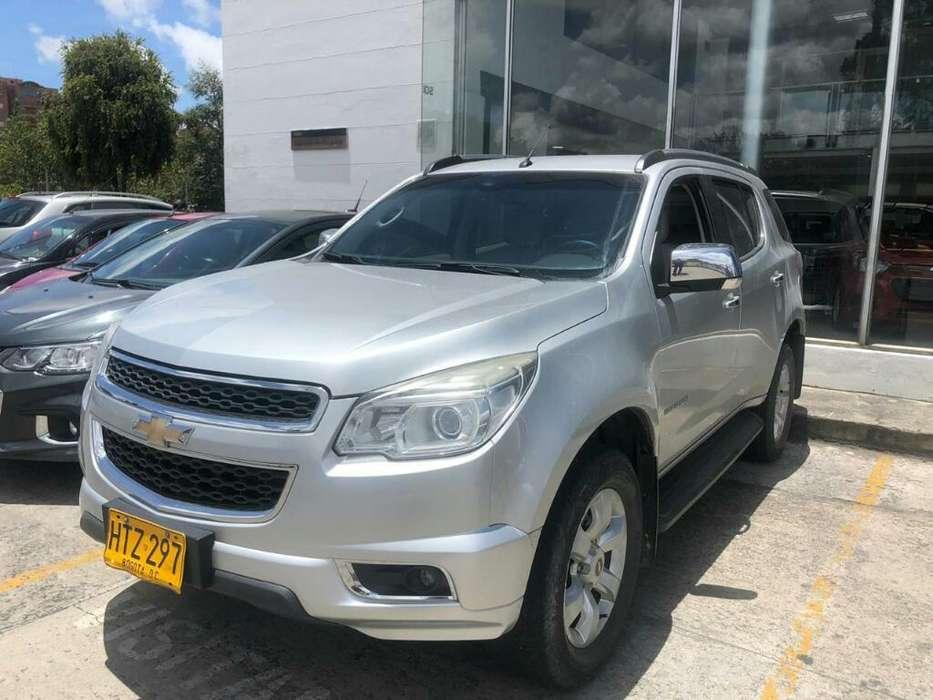 Chevrolet Trailblazer 2013 - 112182 km
