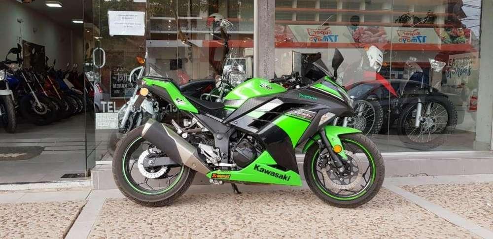 <strong>kawasaki</strong> Ninja 300cc - Oportunidad Usada - Masera Motos