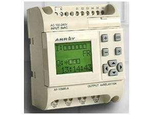 Plc Array Controlador Logico AF10MRA2 Programable 6e 4s Rele 220vac