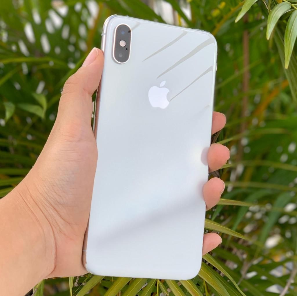 iPhone Xs Max 64Gb color Silver, caja original, en excelentes condiciones. 6.5 Pulgadas, Plan retoma 6S 7 8 Plus