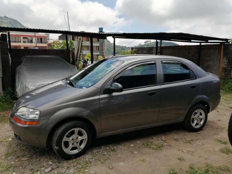 Chevrolet Aveo 2012 - 62000 km