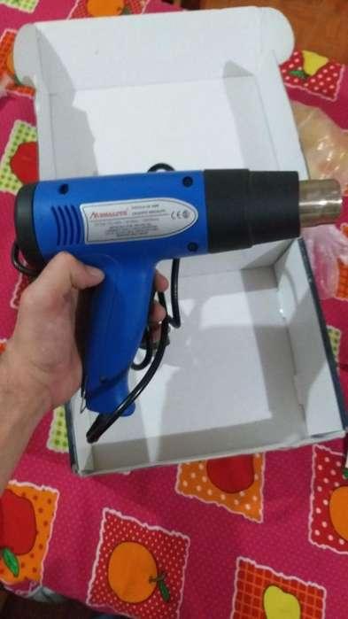 Pistola a Calor Nueva en Caja