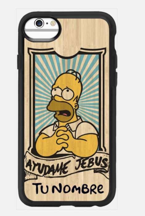 Case personalizados para mas de 350 modelos de celulares