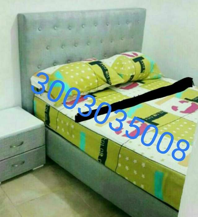 Somier Base Cama