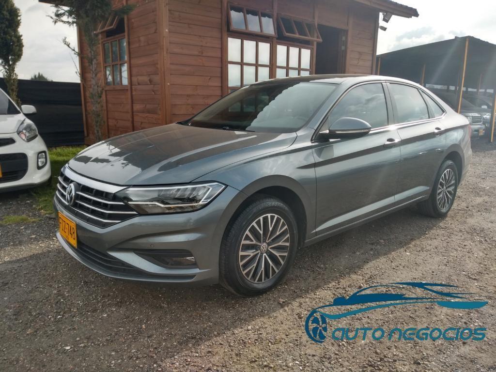 Volkswagen New Jetta Higline
