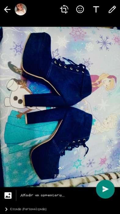 Zapatos en Perfecto Estado T/39 Urgente