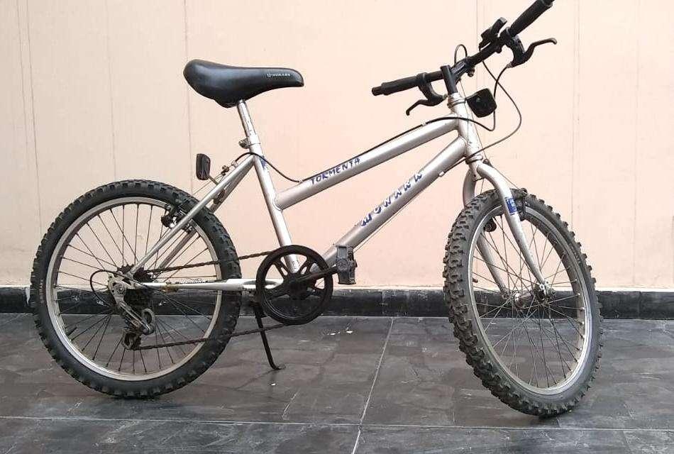 Bicicleta montañera para niño Monark - aro 20