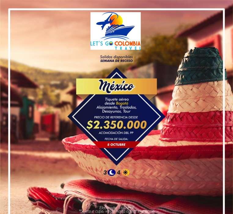 México Semana de Receso