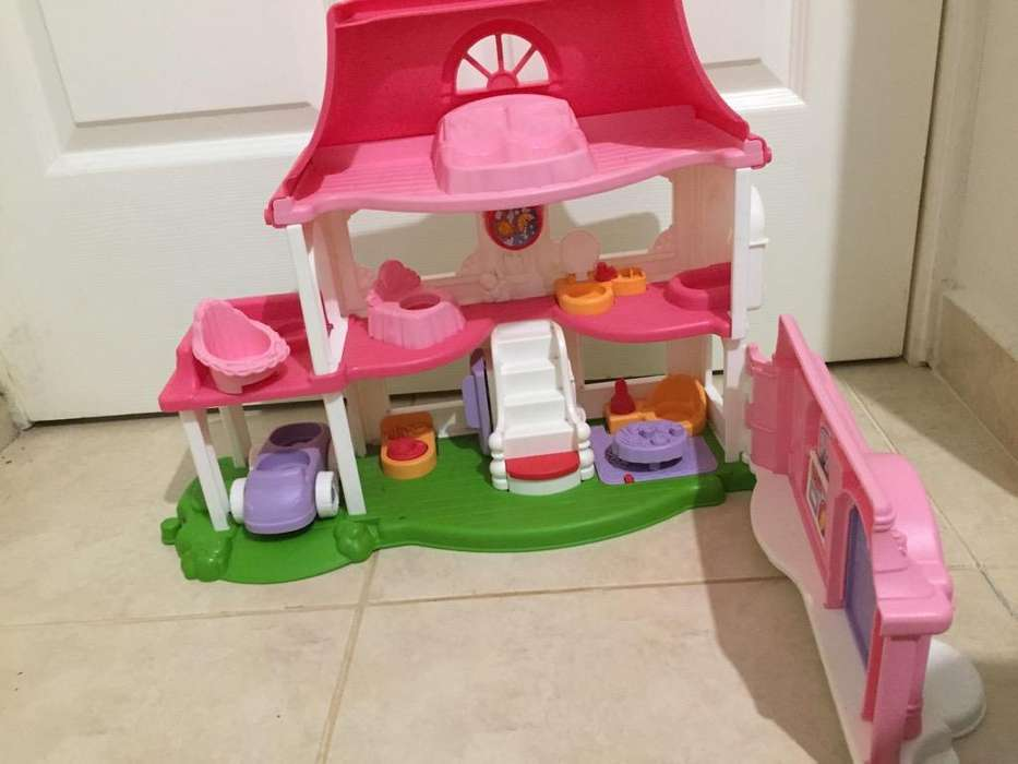 Castillo Fisher Price