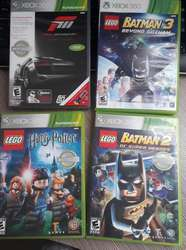 Juegos Xbox 360 Perfecto Estado Desde 35