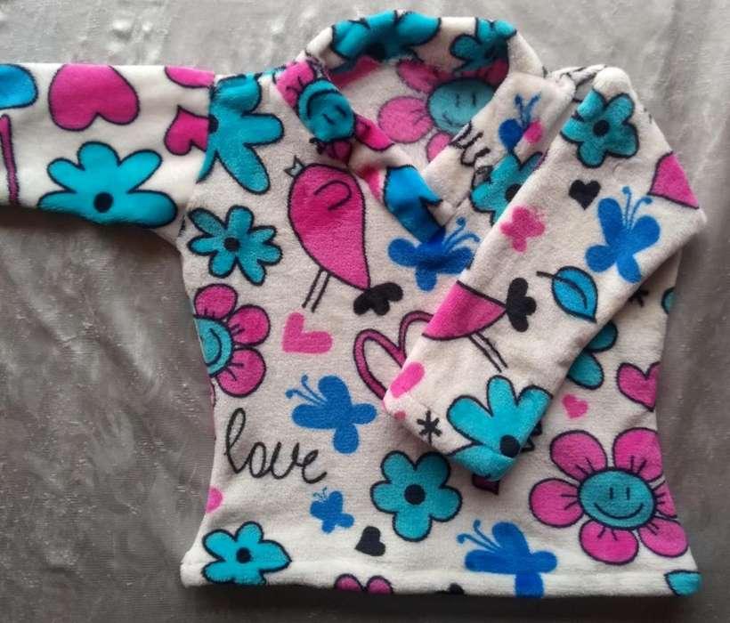 Pijama para niñas y niños