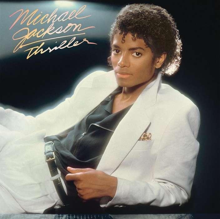 Michael Jackson Thriller vinilo LP
