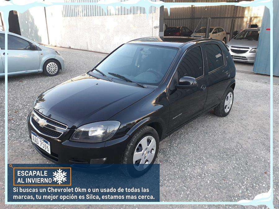 Chevrolet Celta 2016 - 81906 km