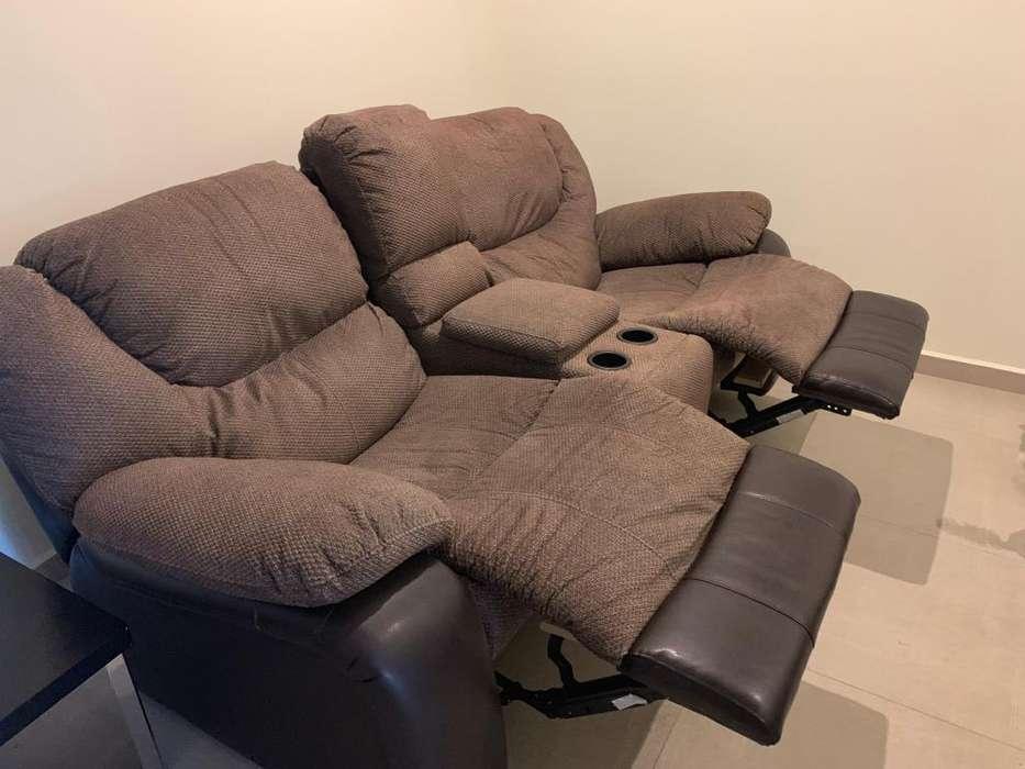 Sofá reclinable, Cine en Casa
