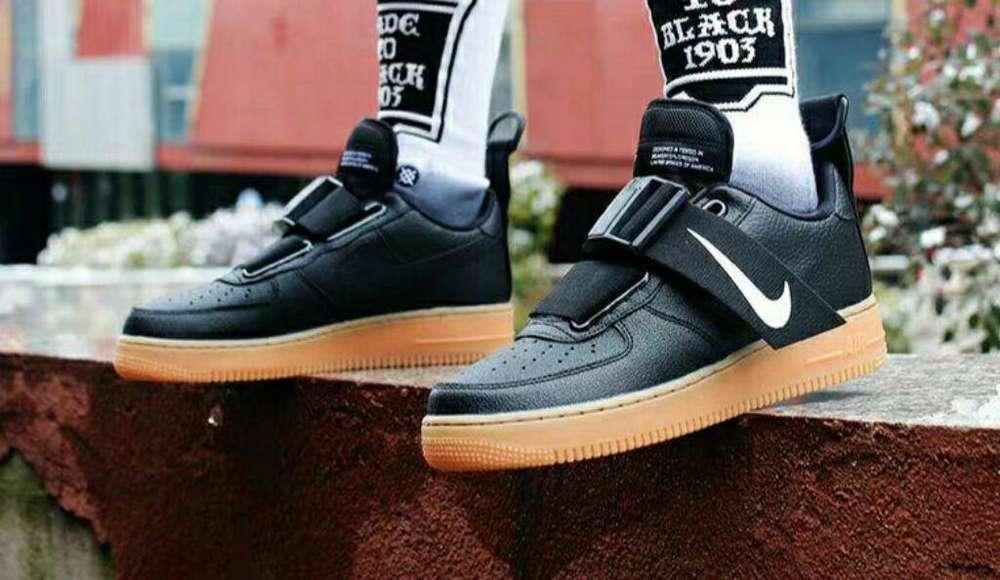 Nike Force Original No Adidas Puma Fila