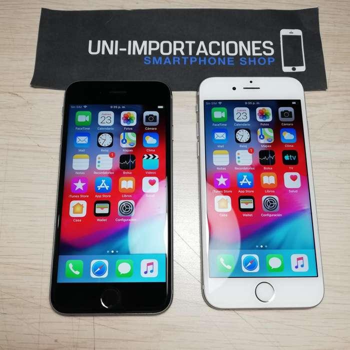 iPhone 6s de 64gb Como Nuevo No Cambios