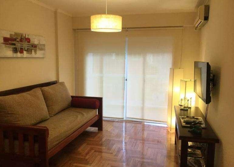 Alquiler Temporario 3 Ambientes, Beruti 4600, Palermo