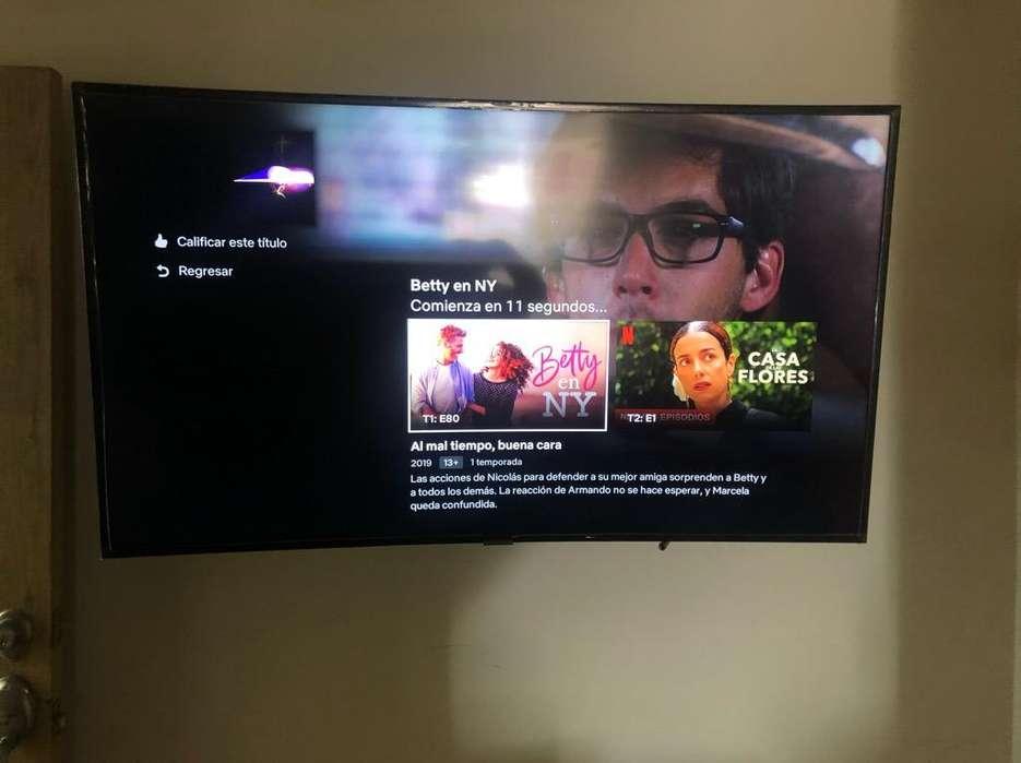 Vendo Tv Samsung Curved Uhd Tv