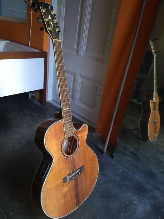 Guitarra Electroacústica Cort Sfx 10