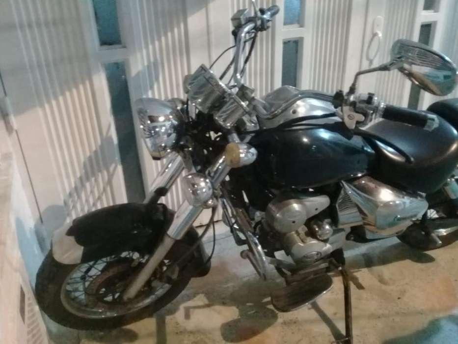 Baratisima Moto Chopper La Vendo O Cambi