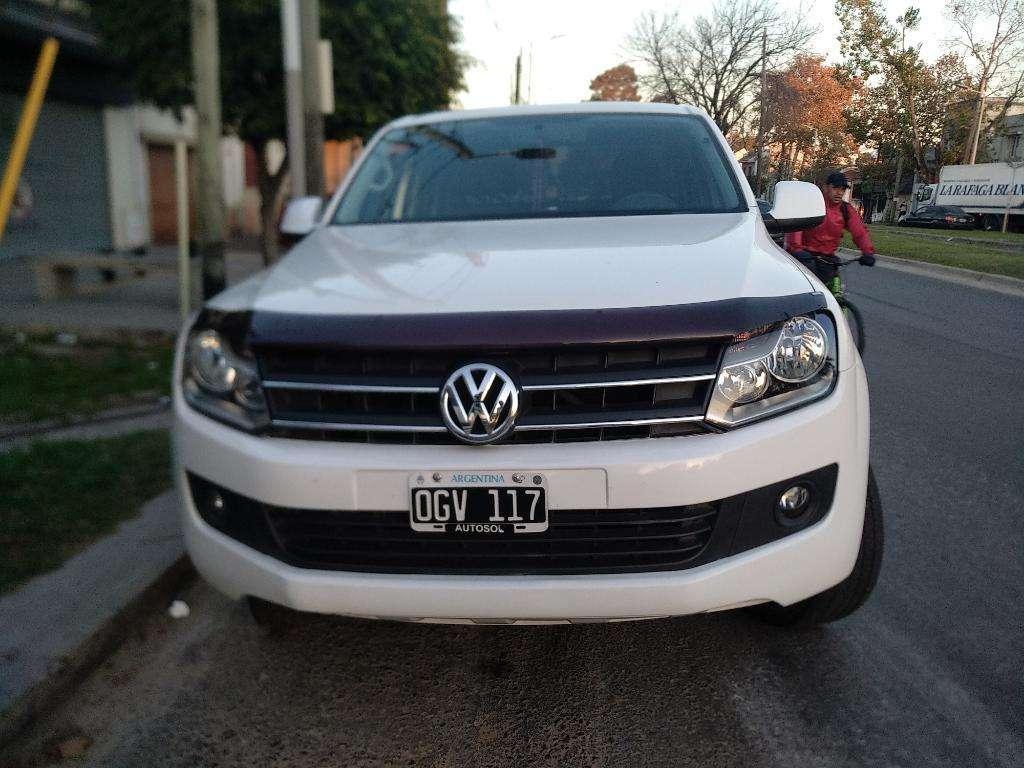 Volkswagen Amarok 2014 Muy Buen Estado