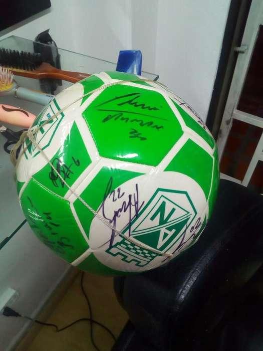 Balon Firmado