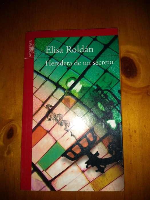 Heredera de un secreto Elisa Roldan
