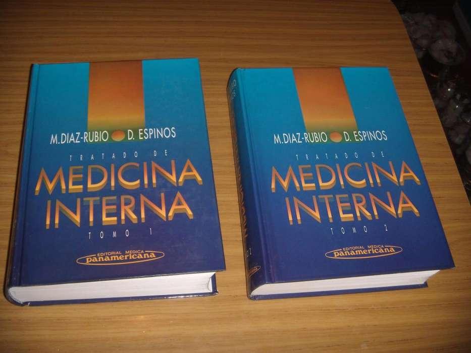 LIBROS DE MEDICINA INTERNA DIAS RUBIOS