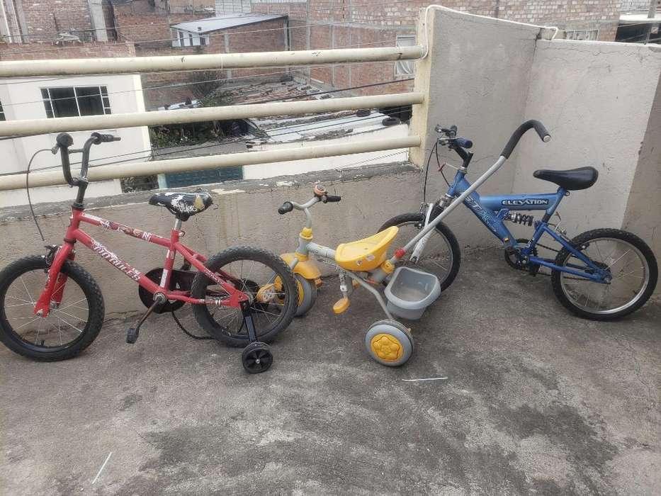 <strong>bicicleta</strong> Y Triciclo de Segunda Mano