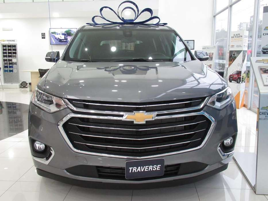 Chevrolet Traverse 2019 - 0 km