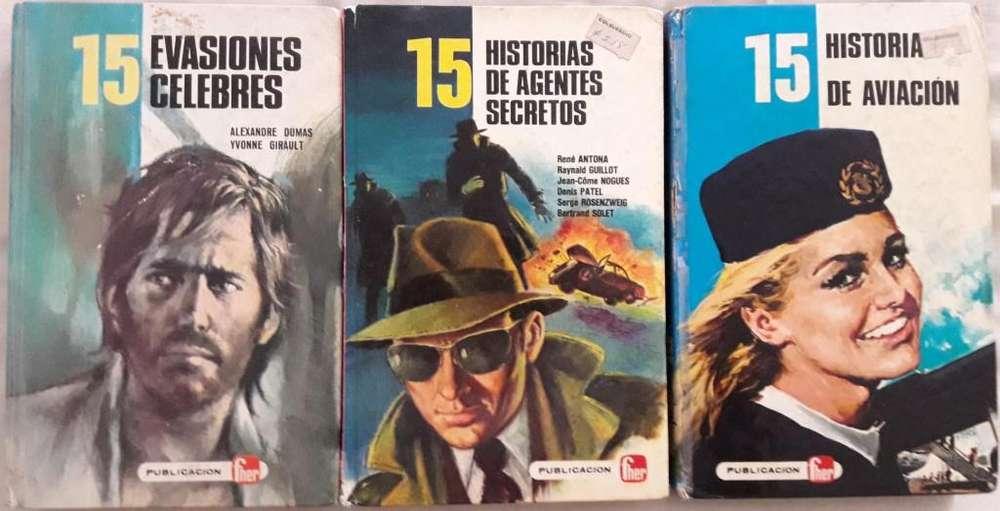Libros de la Serie 15...