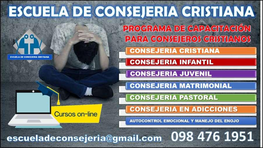 CURSO DE CONSEJERIA CRISTIANA.