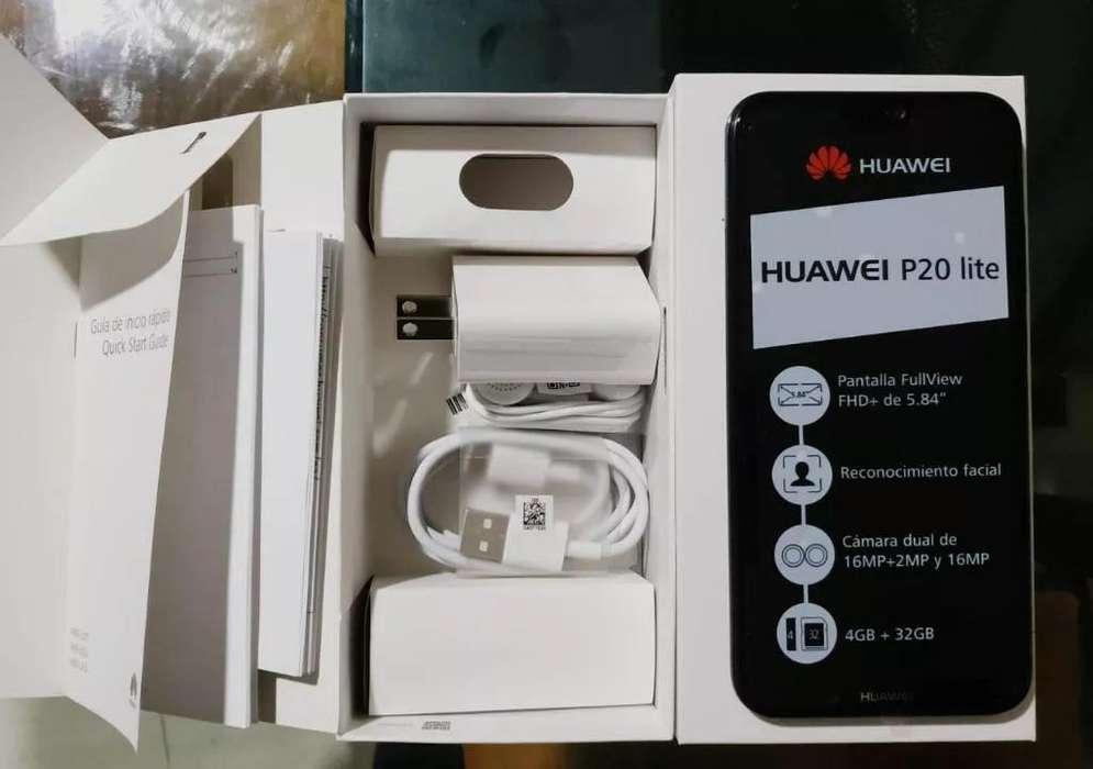 Vendo Cambio Huawei P20 Lite Como Nuevo