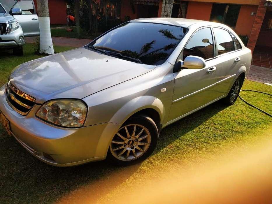 Chevrolet Optra 2007 - 123000 km