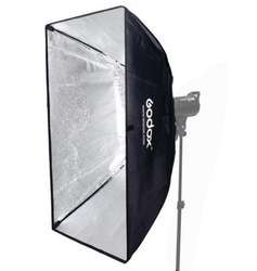 Kit Luces Godox 300 Smart SDI con maleta de rodachines para fotografia