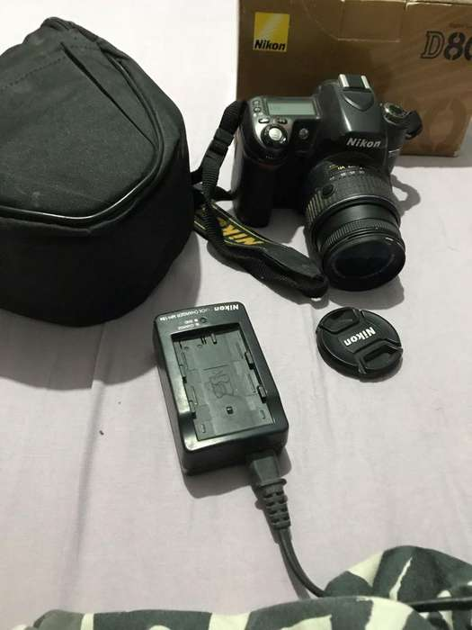 Camara Nikon Reflex