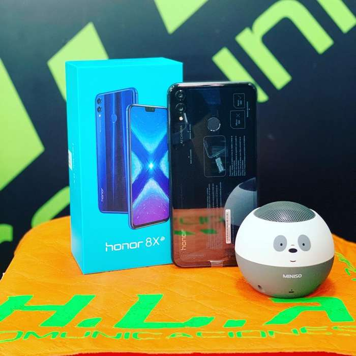 Huawei Honor 8X 64Gb nuevos factura garantia domicilio sIn costo , mate 20 lite HLACOMUNICACIONES